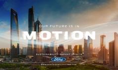 포드자동차, 다음 20년의 목표를 담은 20회차 지속가능성 보고서 발표