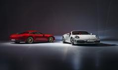 포르쉐 AG, 신형 911 카레라 쿠페, 카브리올레 공개