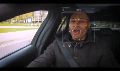 재규어 랜드로버, 운전자 표정 파악해 스트레스 줄인다