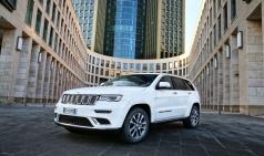 지프(Jeep), 2019년식 그랜드 체로키 써밋 3.6 가솔린 모델 출시