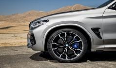 미쉐린 파일롯 스포츠 4S, 고성능 스포츠모델 BMW X3 M와 X4 M에 장착