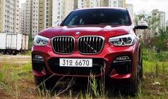 또 한 번 진화한 BMW식 이종교배 이론 - BMW X4 M40d 시승기