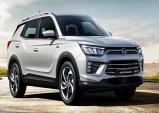 쌍용자동차, 코란도 가솔린 모델의 사전계약 개시