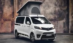 캠퍼밴 시장의 뉴 커머 - 크로스캠프 캠퍼밴
