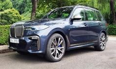 'SUV의 7시리즈'에 담긴 진면목 - BMW X7 M50d 시승기